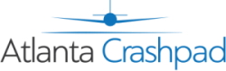 Atlanta Crash pad Logo